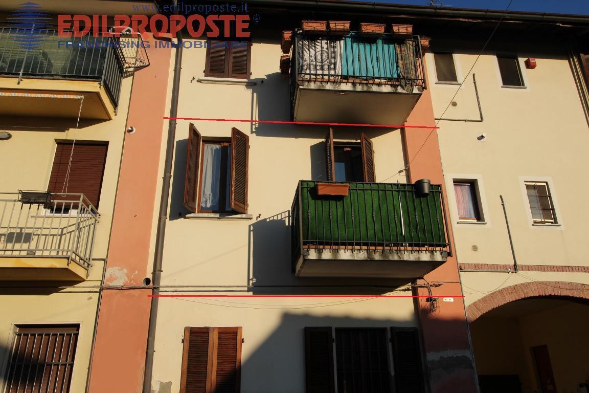 Vendita Trilocale Appartamento Cogliate via Cesare Battisti  187062