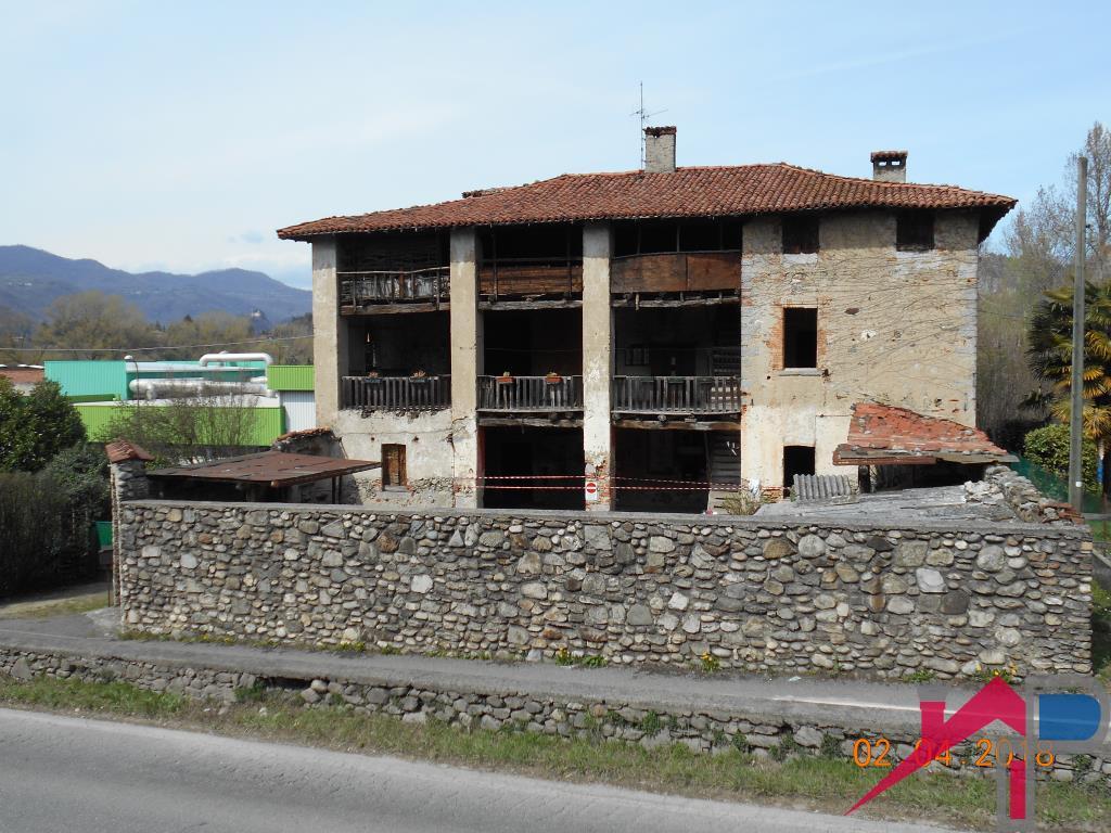 Vendita Rustico/Casale/Castello Casa/Villa Cisano Bergamasco 236437