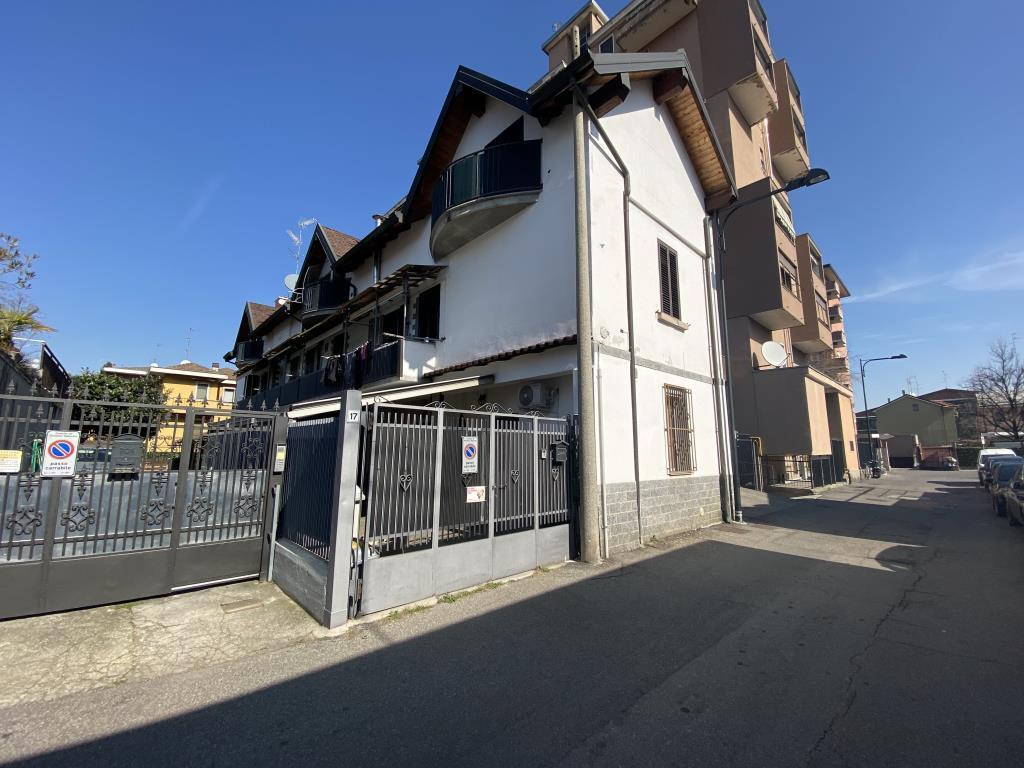 Vendita Bilocale Appartamento Cinisello Balsamo Via Unità 17 236342