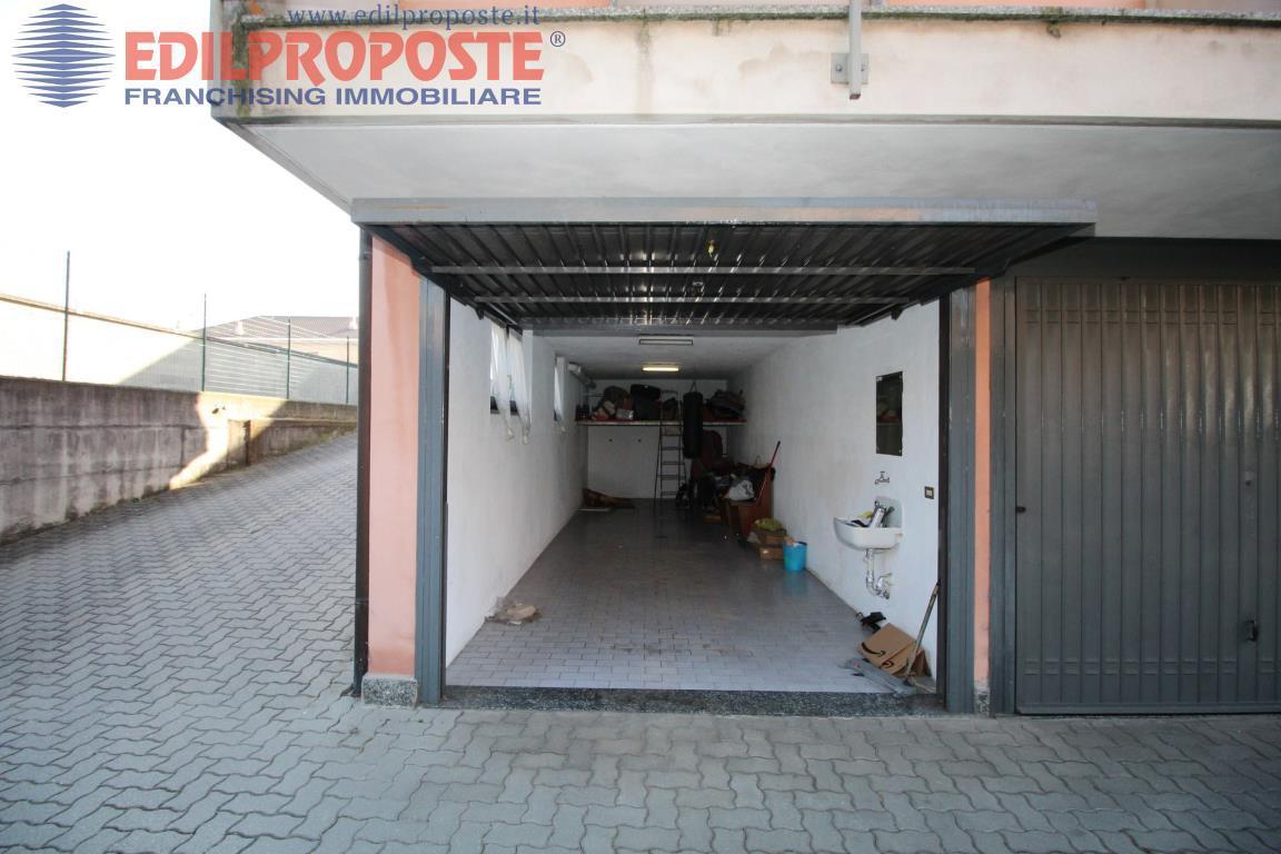 Vendita Box Garage/Posto Auto Cogliate via Matteotti 14 161962