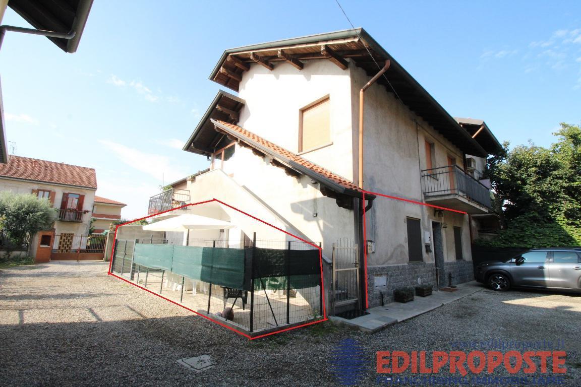 Vendita Trilocale Appartamento Cogliate Via Milano  287299