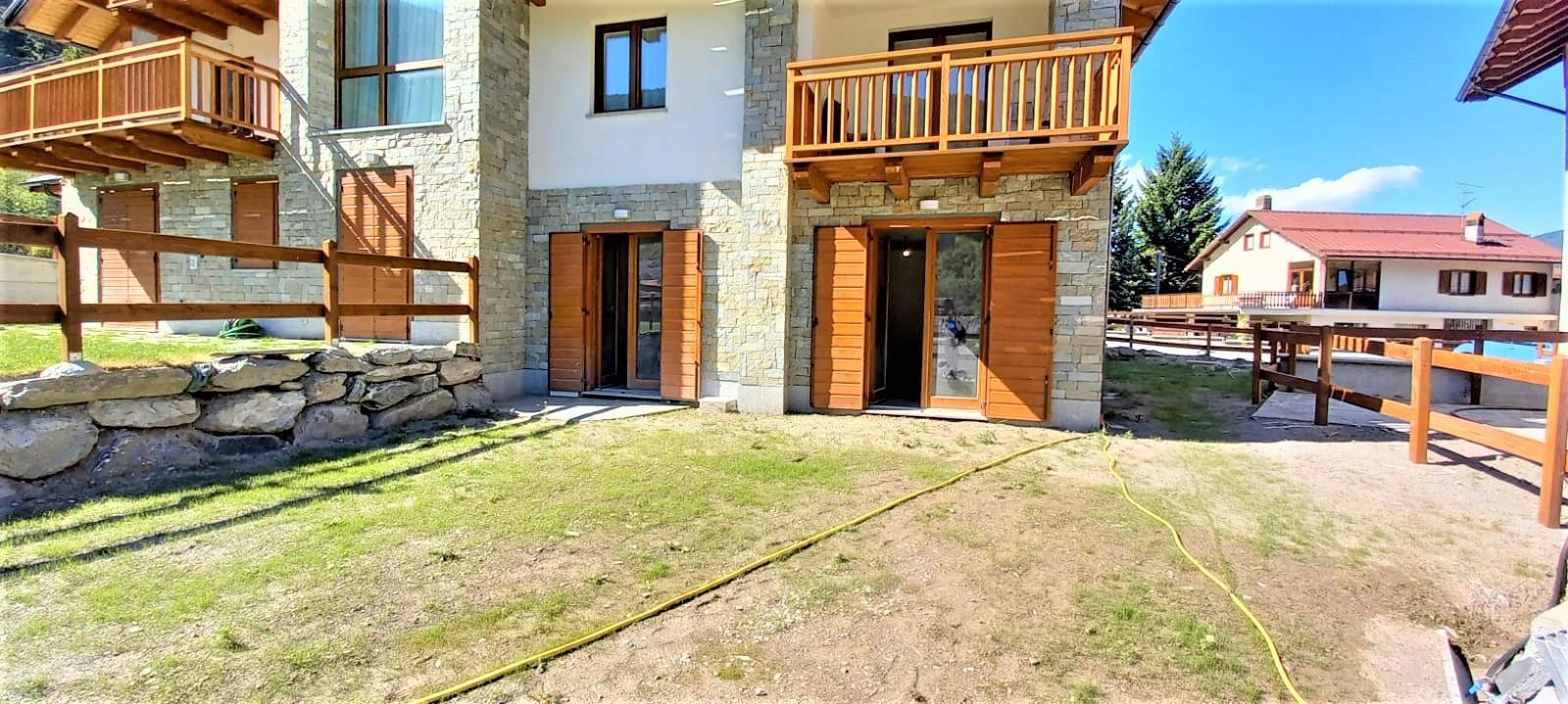 Vendita Trilocale Appartamento Cesana Torinese via g.b. armand  285904