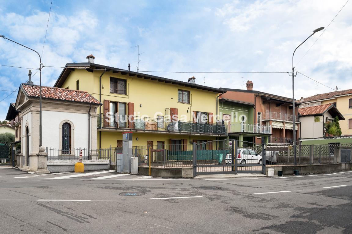 Vendita Bilocale Appartamento Ciserano 295603