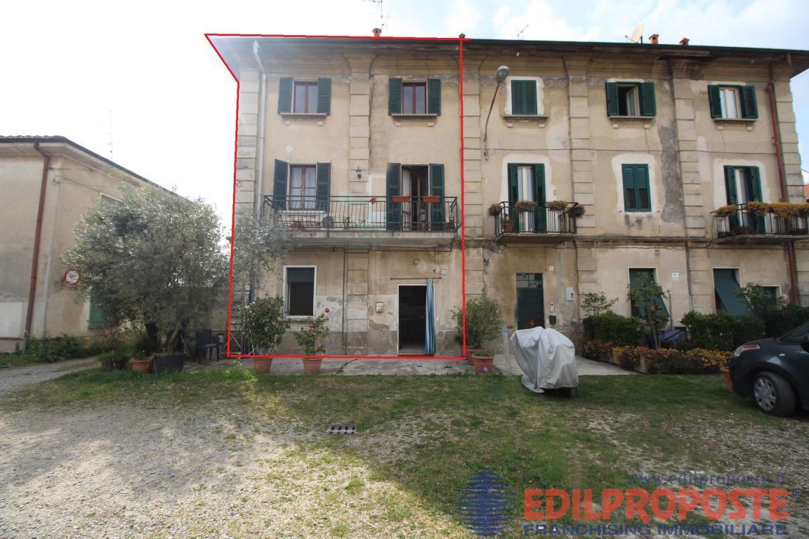 Vendita Trilocale Appartamento Cogliate Via Vicolo Valletta  252839