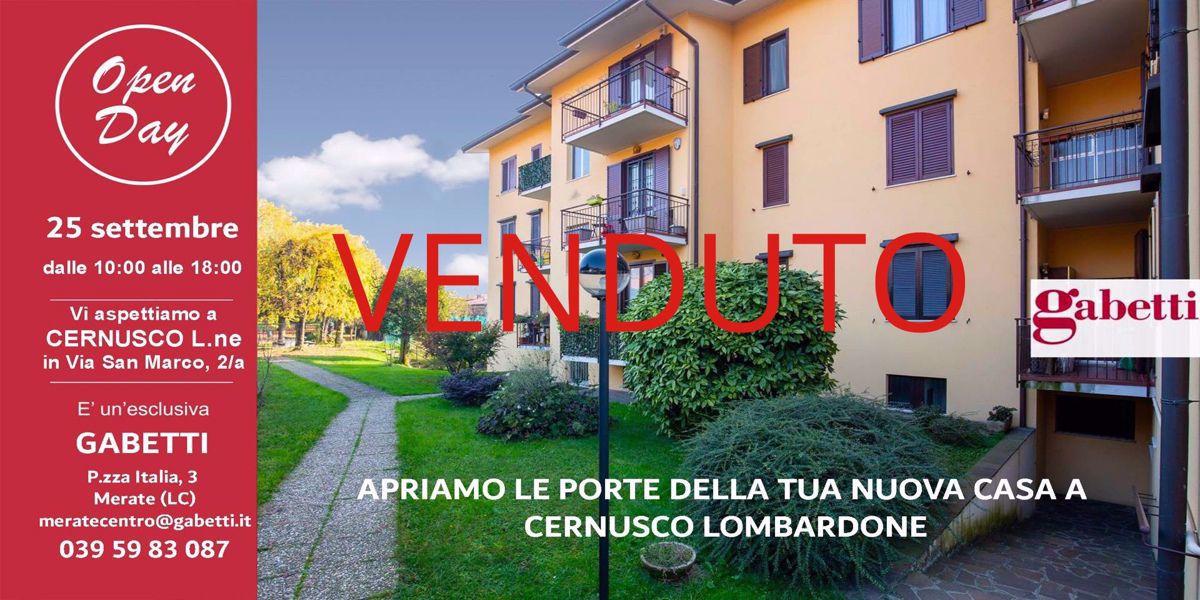 Vendita Trilocale Appartamento Cernusco Lombardone 222083