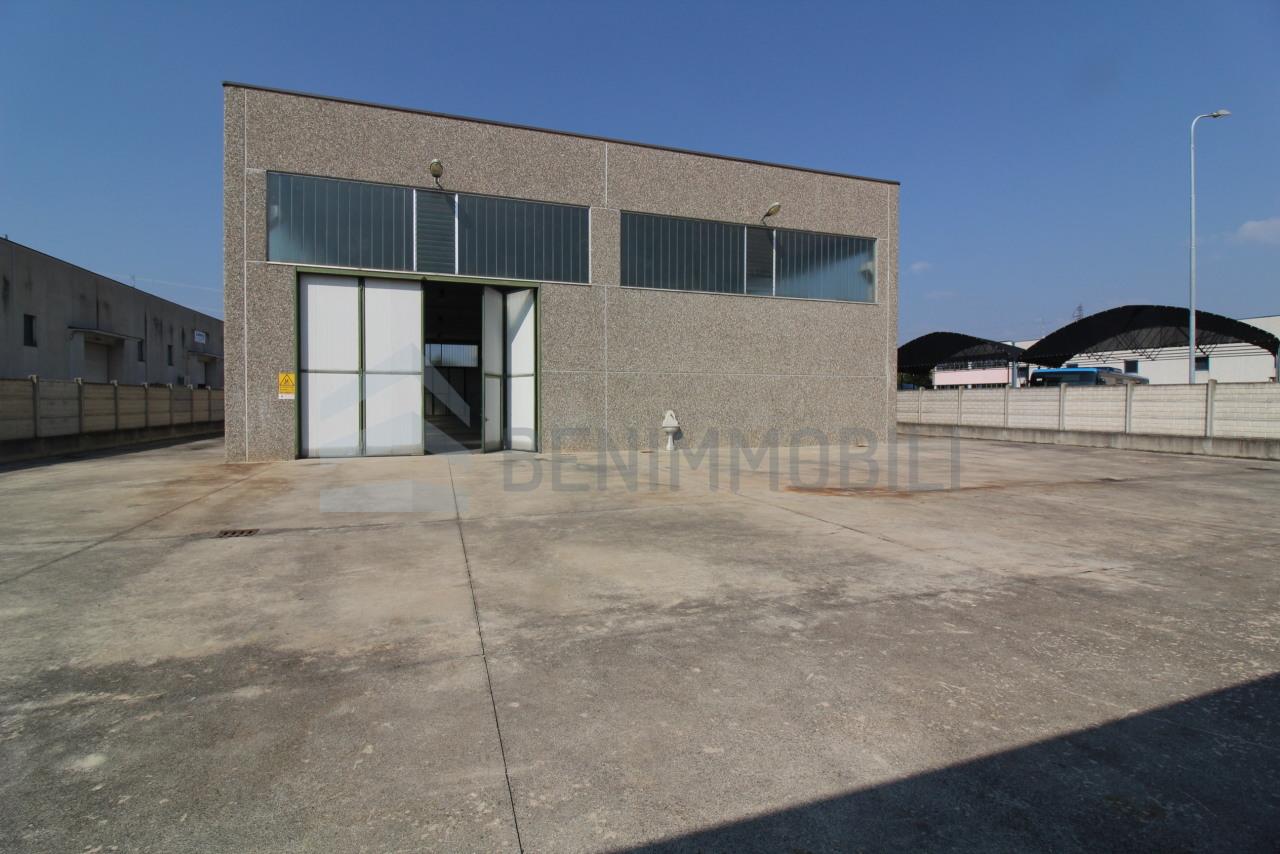 Vendita Capannone Commerciale/Industriale Castrezzato Via Bargnana 2214 250322