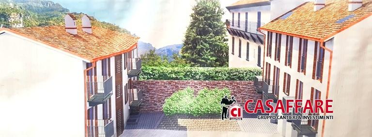 Vendita Trilocale Appartamento Ballabio 201353