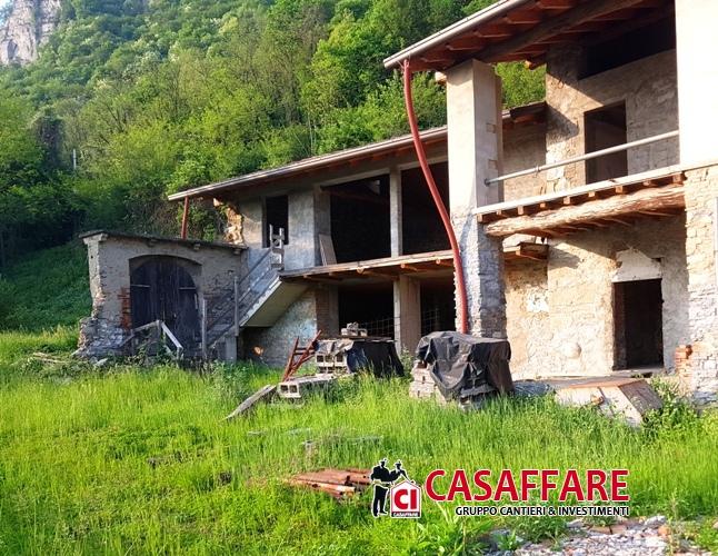 Vendita Rustico/Casale/Castello Casa/Villa Cisano Bergamasco 201236