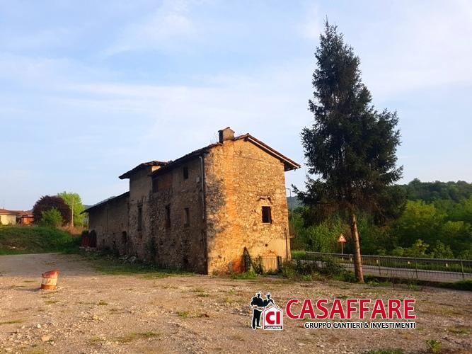 Vendita Rustico/Casale/Castello Casa/Villa Cisano Bergamasco 201237