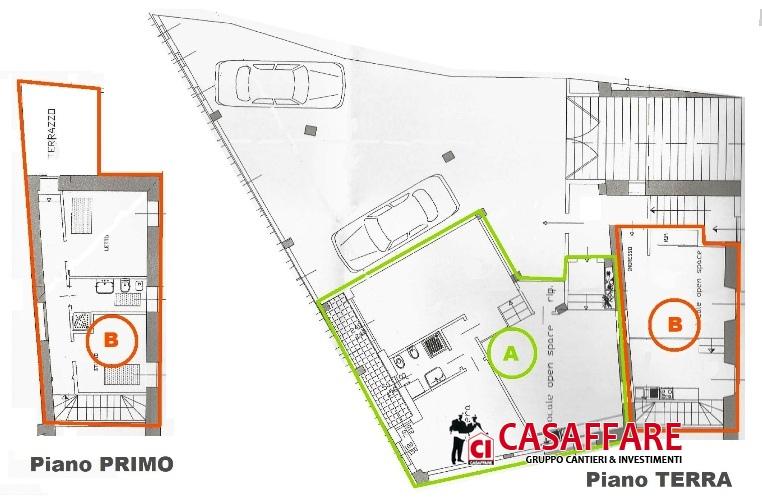 Vendita Porzione di casa Casa/Villa Lecco 201431