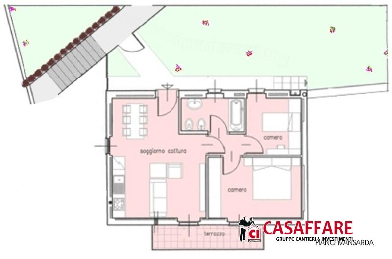 Vendita Trilocale Appartamento Ballabio 201261