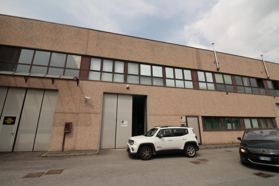 Vendita Capannone Commerciale/Industriale Ceriano Laghetto via Stabilimenti 3 172400