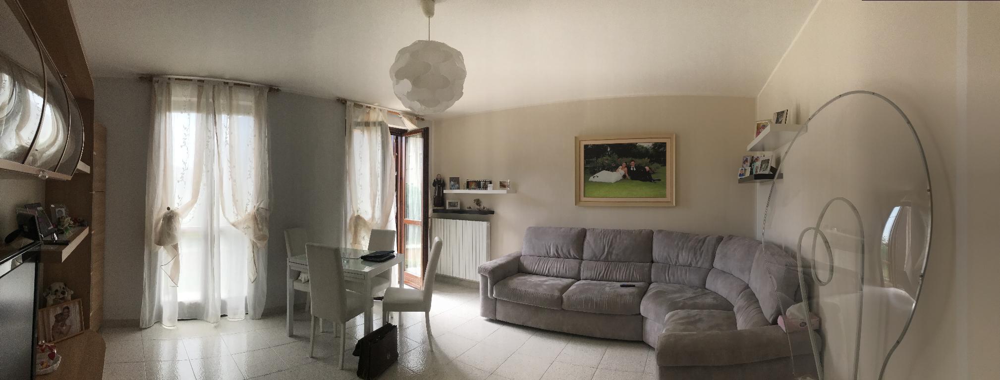 Vendita Trilocale Appartamento Ciserano 76289