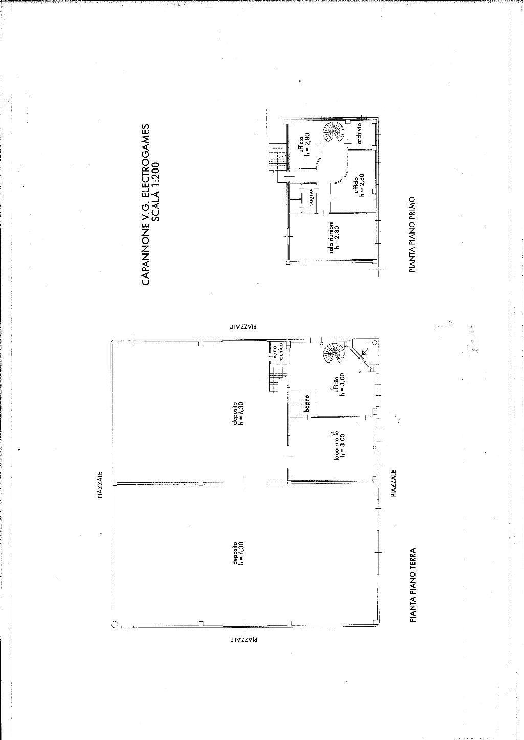 Vendita Capannone Commerciale/Industriale Agliano Terme Strada Pozzo Boglietto 76319