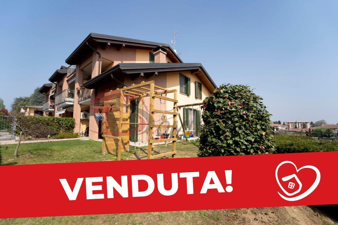 Vendita Villetta a schiera Casa/Villa Albizzate Via Carabelli 43/C 252824