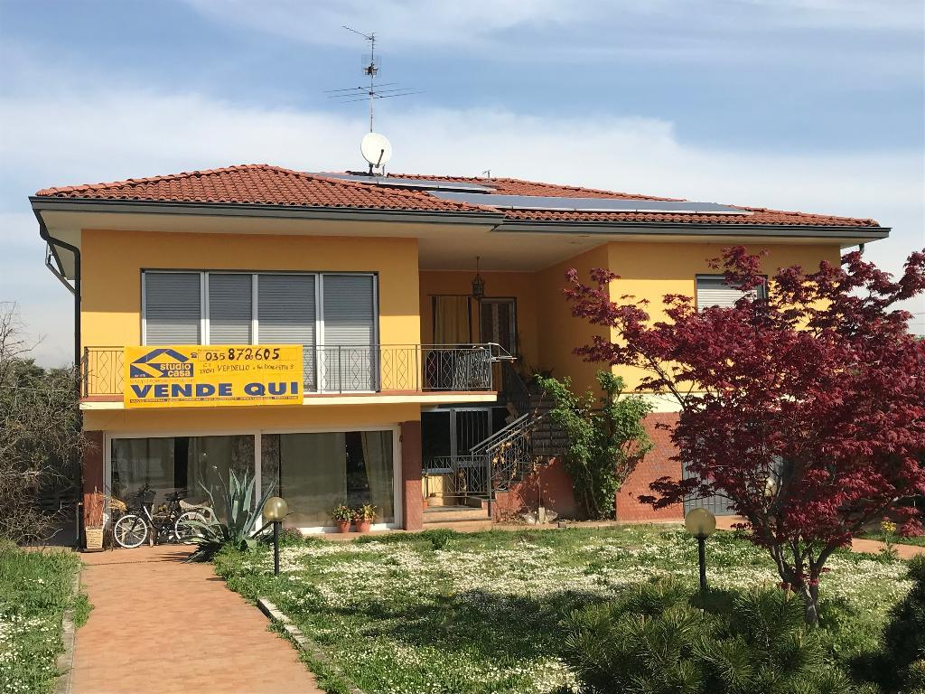 Vendita Villa unifamiliare Casa/Villa Ciserano Via Francesca 10 130276