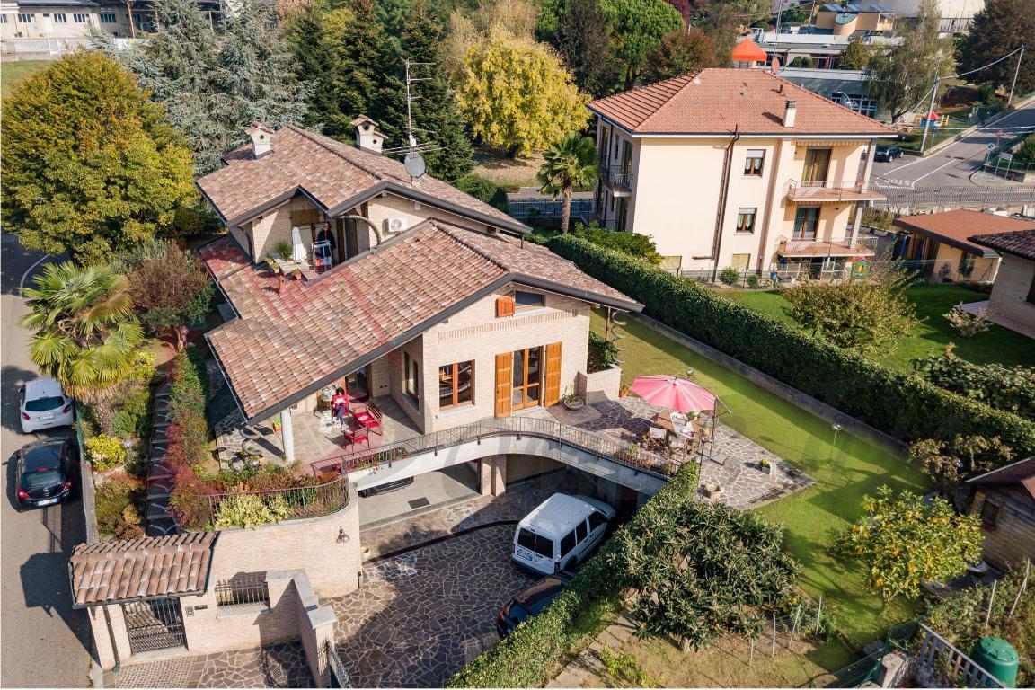 Vendita Villetta Bifamiliare Casa/Villa Lurago Marinone via De Gasperi 1 93091