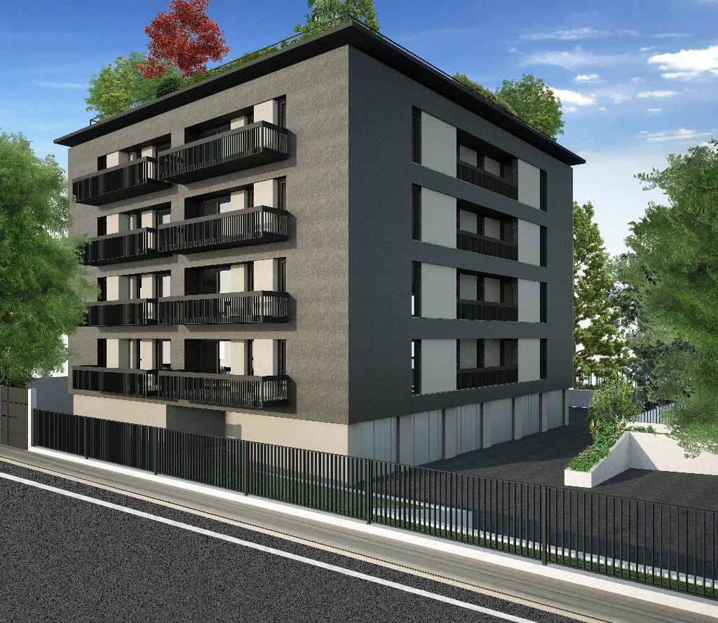 Vendita Quadrilocale Appartamento Lecco Via Alfonso Lamarmora 223749