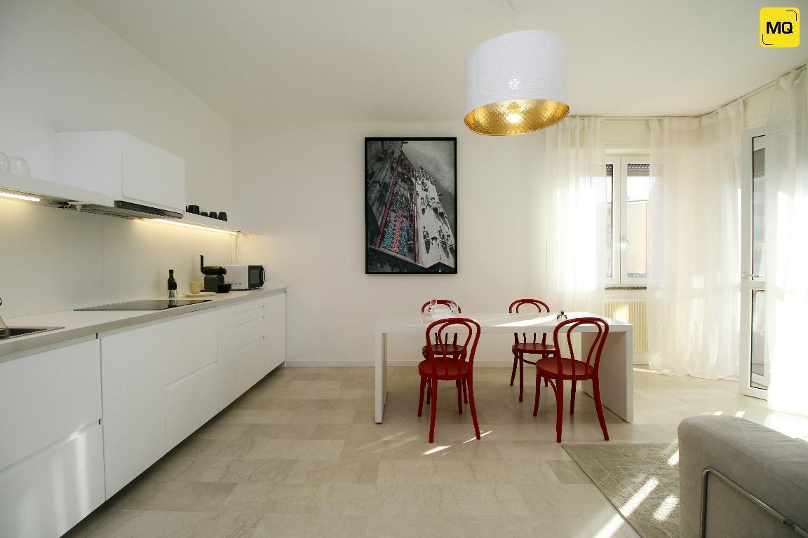Vendita Quadrilocale Appartamento Lecco via Cesura 105434