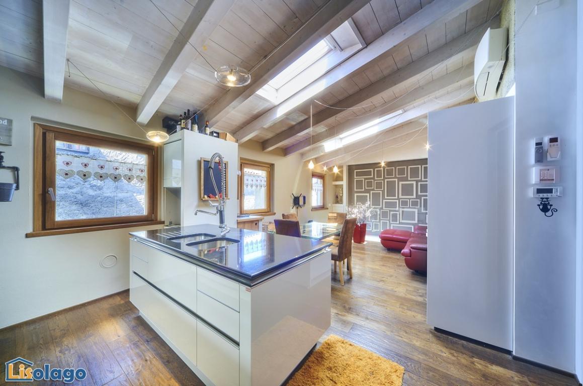 Vendita Porzione di casa Casa/Villa Abbadia Lariana Via Benvenuto Cellini 35 277209