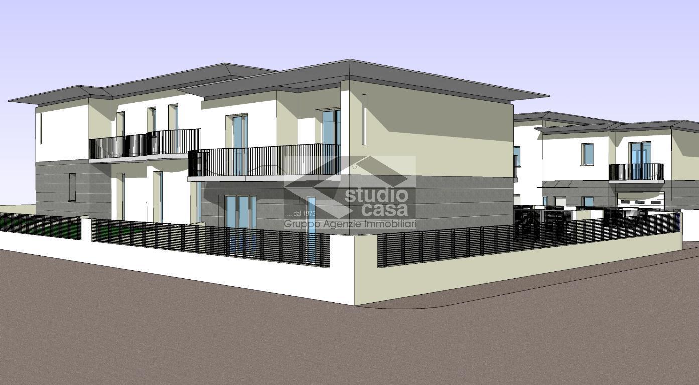 Vendita Trilocale Appartamento Arcene 207743