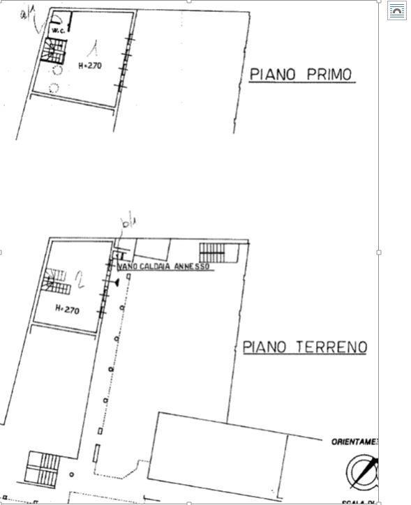 Vendita Ufficio diviso in ambienti/locali Ufficio Lecco Via Carlo Cattaneo 73996