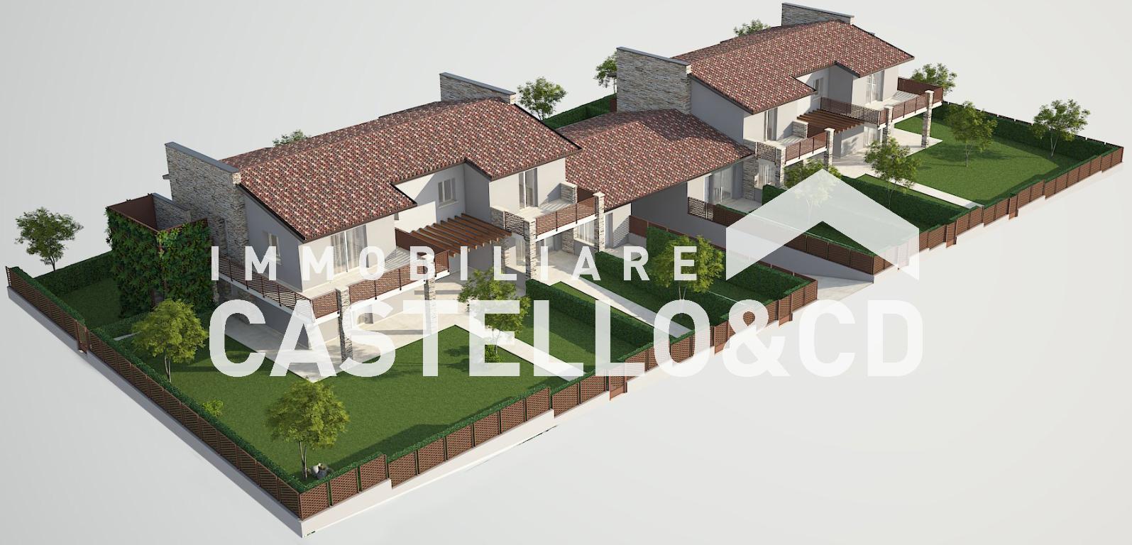 Vendita Villetta a schiera Casa/Villa Lonato del Garda via ariosto  238446