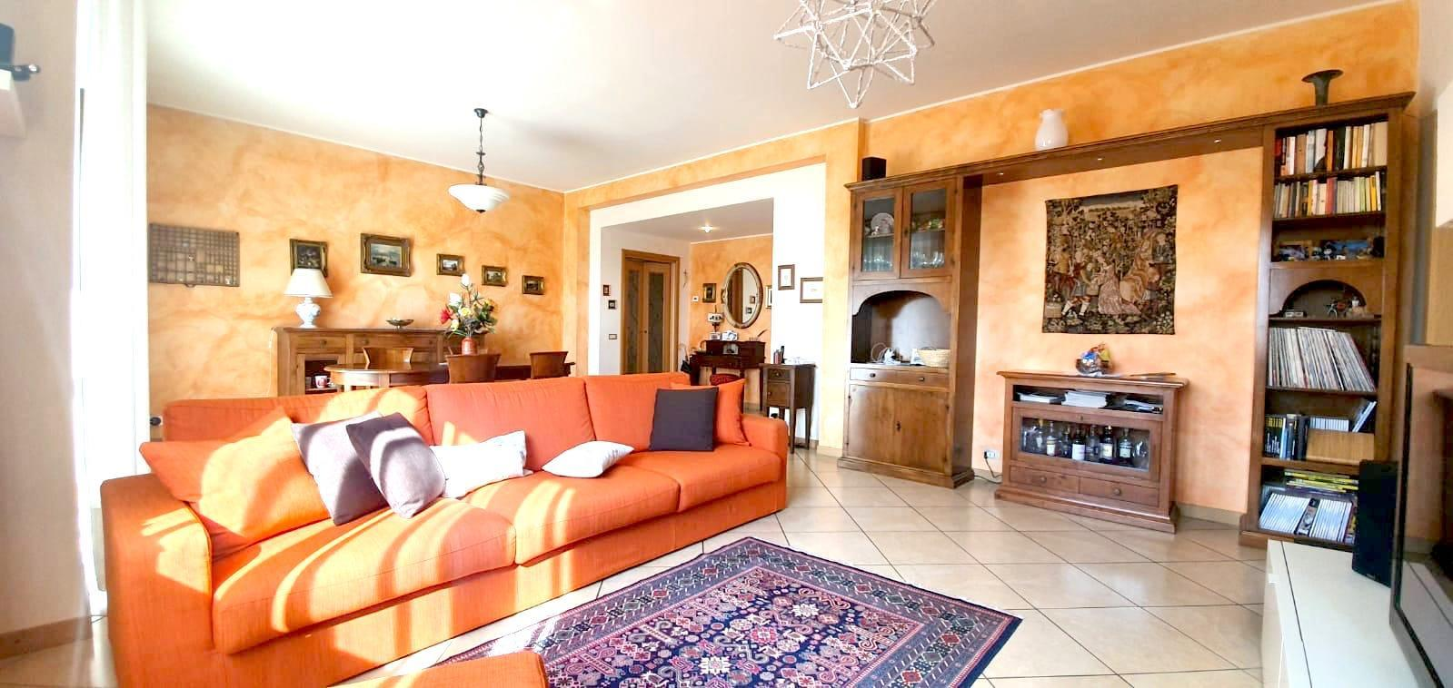 Vendita 5 Locali Appartamento Cernusco Lombardone Via Giuseppe Verdi 1 240064