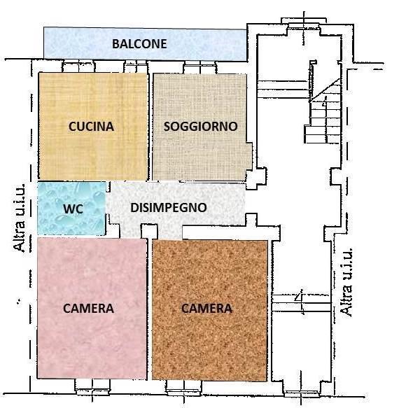 Vendita Quadrilocale Appartamento Asti c.so dante  72762