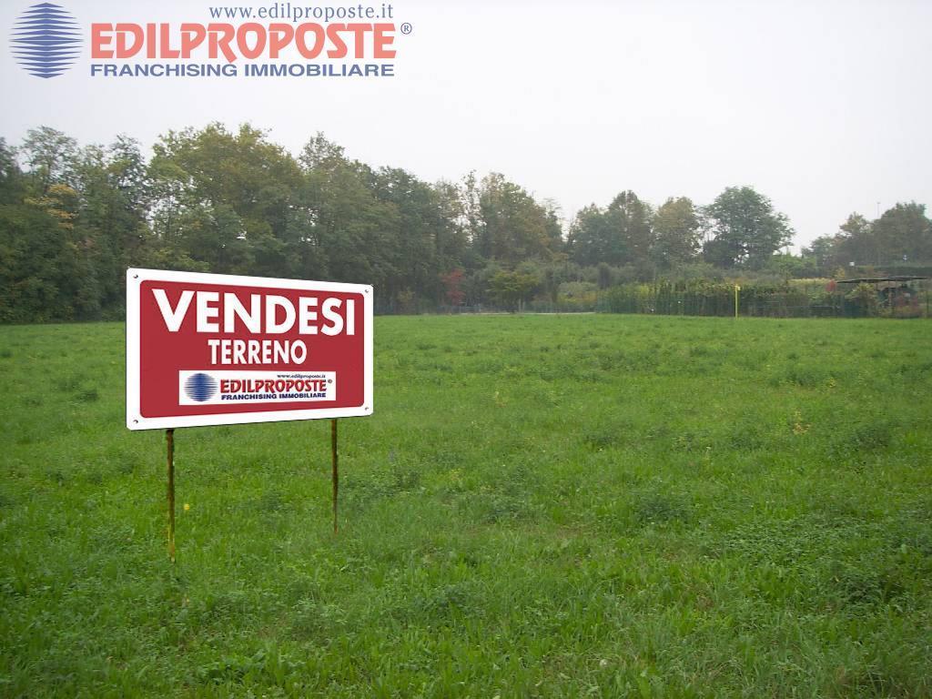 Vendita Terreno edificabile Terreno Cogliate via De Gasperi  162524
