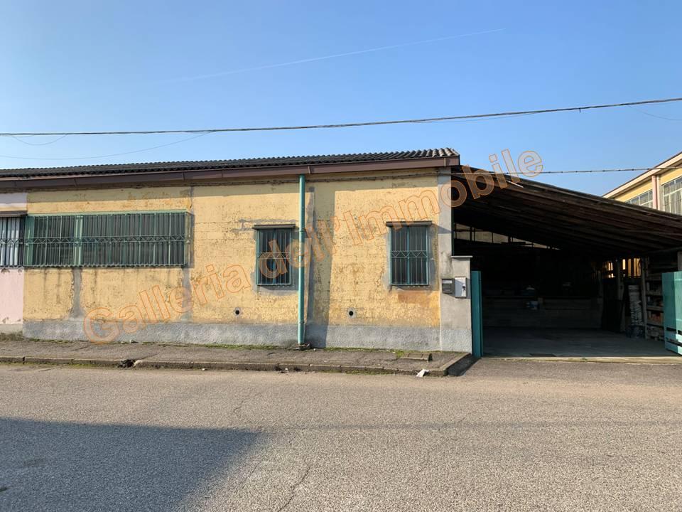 Vendita Capannone Commerciale/Industriale Abbiategrasso 252036